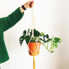 Workshop plantenhanger maken